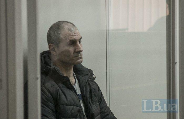Обвинувачений Олег Шадров