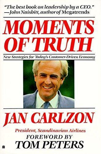 Livro A Hora da Verdade - Jan Carlzon | Blog Voitto