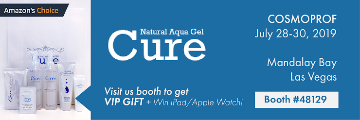 Stop by to get your CURE combo VIP bag and enter to win iPad or Apple Watch (2 winners each day SUN 7/28, MON 7/29)