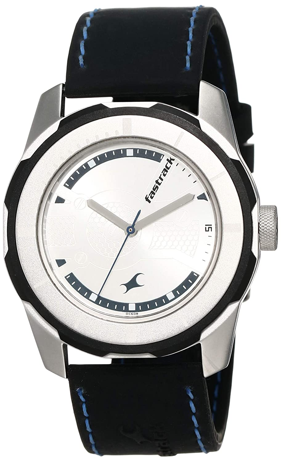 Fastrack NK3099SP02 Economy Analog Men Watch