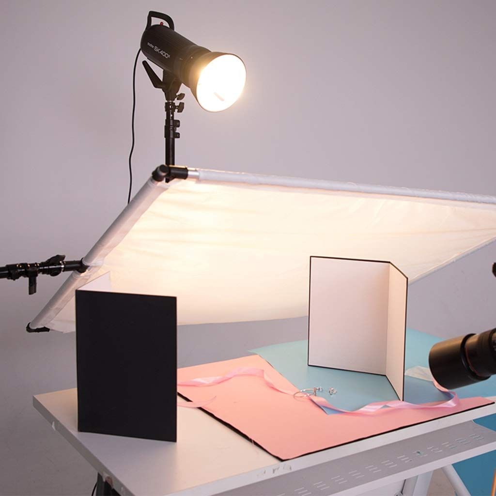 Collapsible Cardboard Photography Accessory