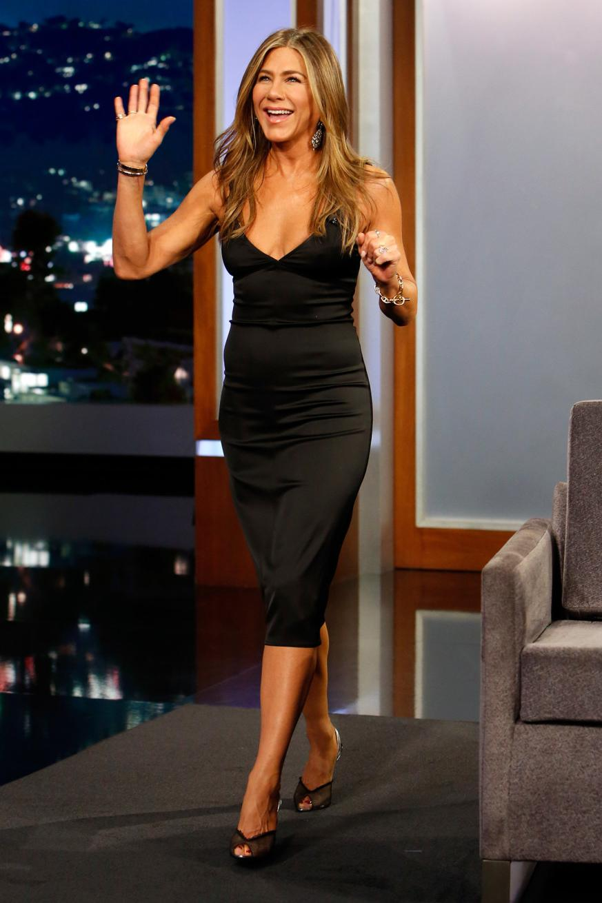 Jennifer Aniston style secrets