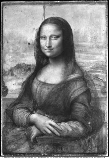 Joconde du Louvre à Paris