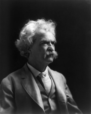 Mark Twain Top 10 Satirists