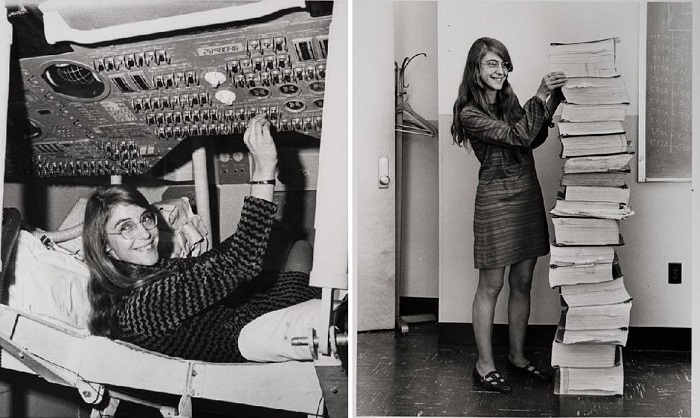Tengase Presente: Margaret Hamilton: programadora, que salvó