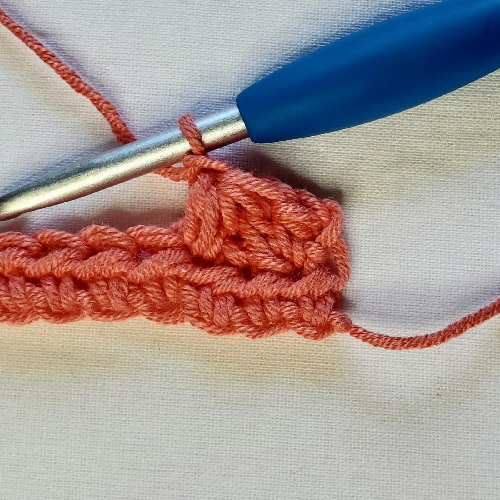 Mixed Cluster Stitch Tutorial