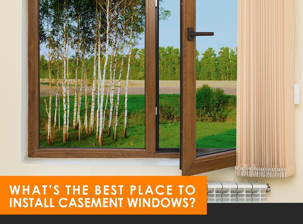 Install Casement Windows