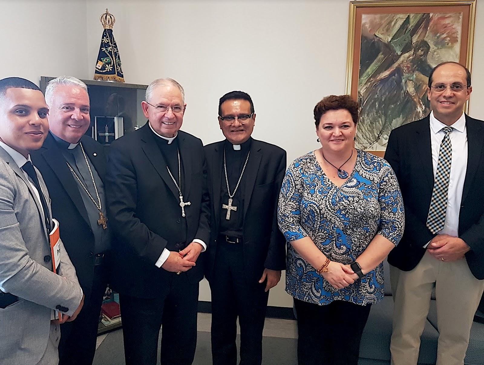 PHỎNG VẤN: Các Giám mục Hoa kỳ trình Đức Thánh Cha Phanxico những kết luận của cuộc họp về thừa tác vụ Hispanic-Latin lần thứ 5