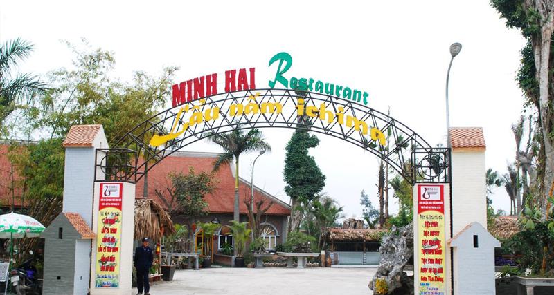 Những điều thú vị tại Minh Hải Resort Bát Tràng