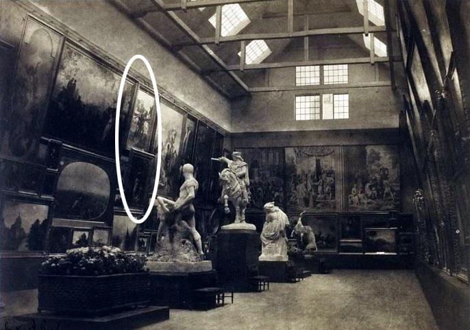 Salon de 1853 paris salon exhibitions 1667 1880 - Salon des inventions paris ...