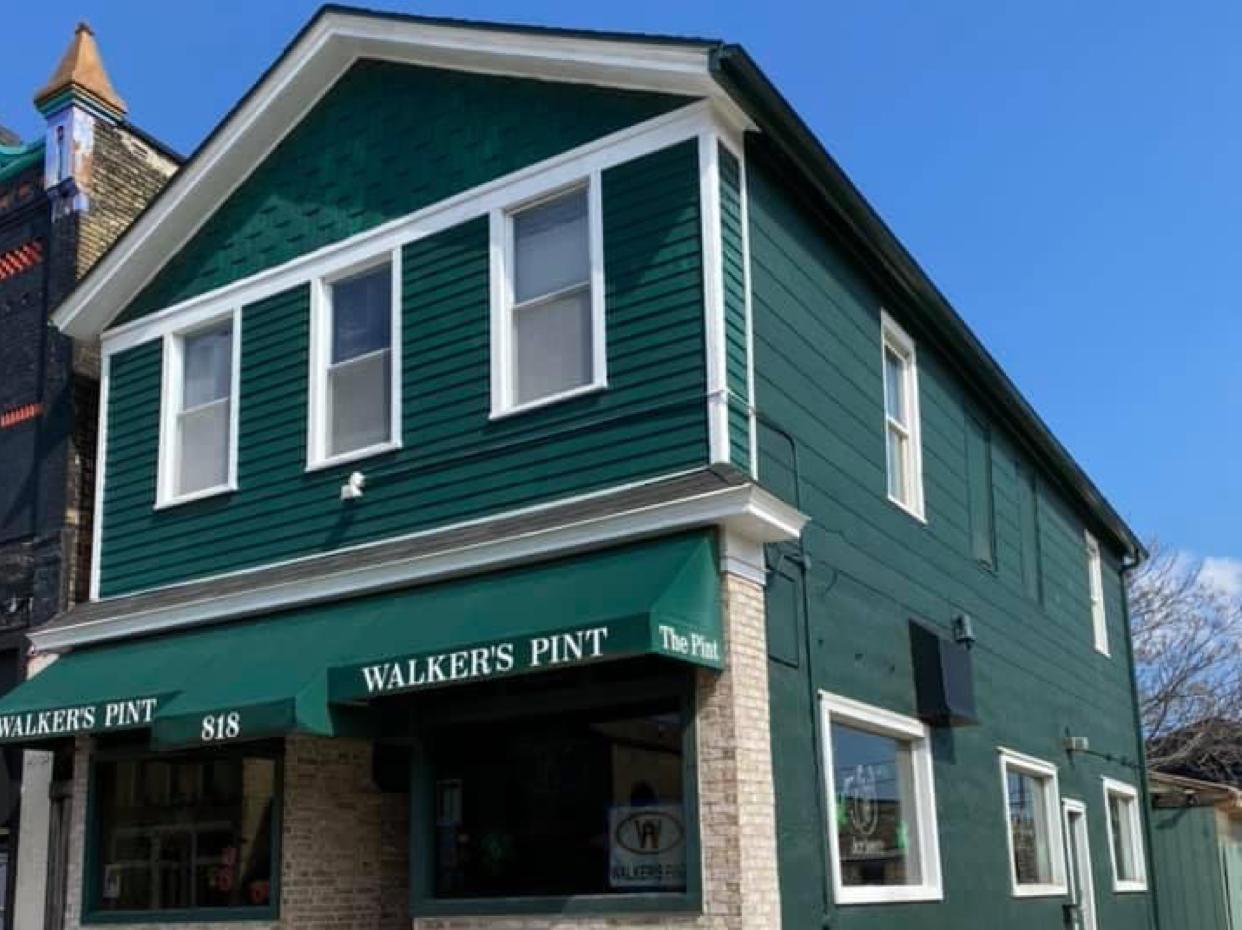 Walker's Pint bar in Milwaukee