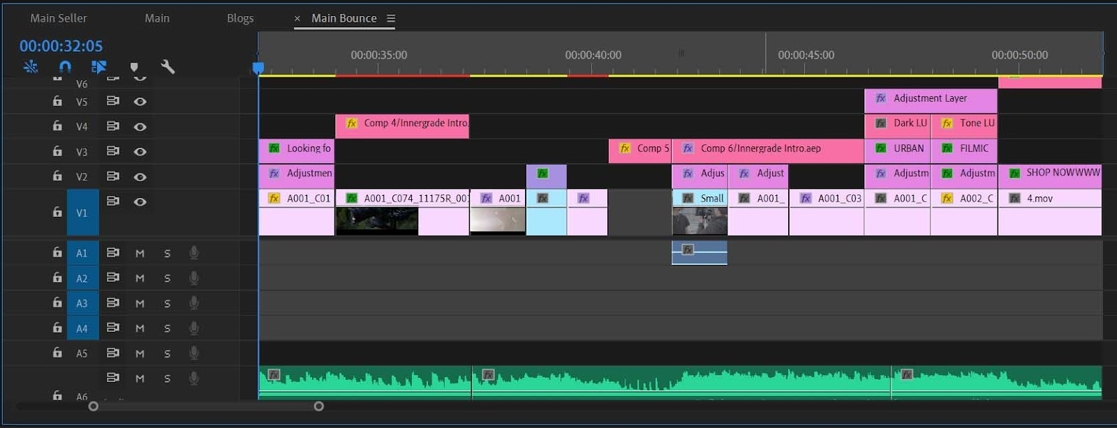 After Effects vs. Premiere Pro