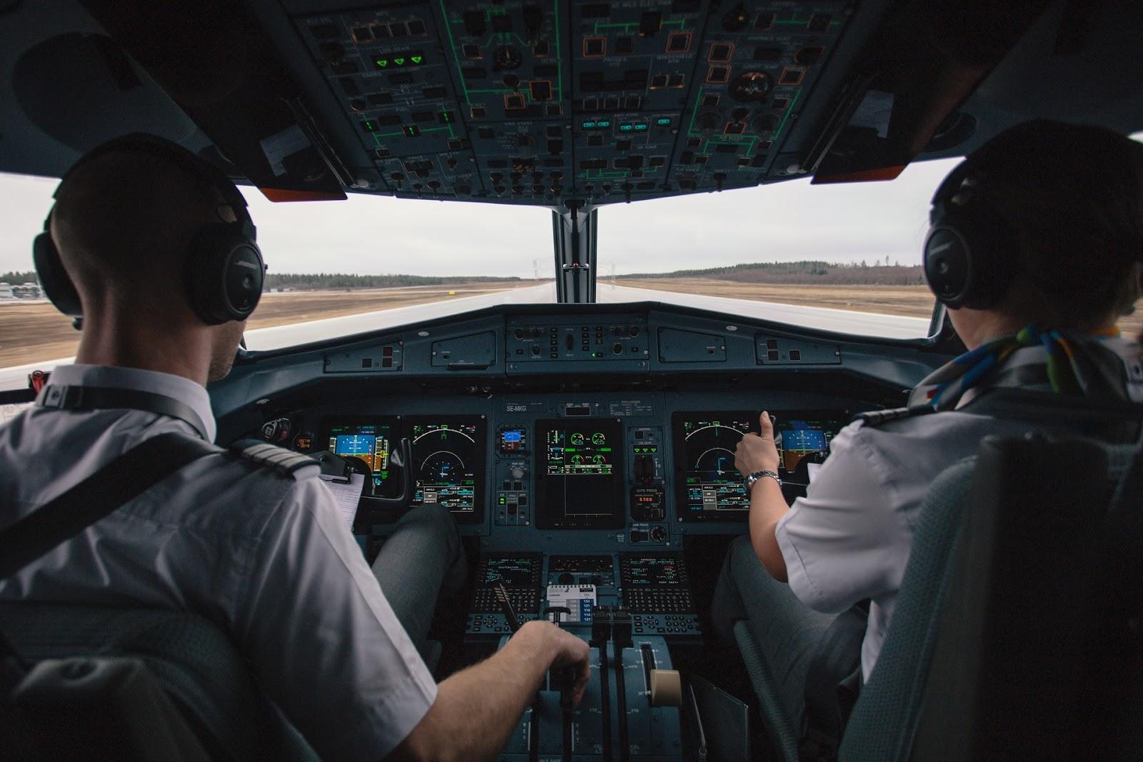 Eine Karriere mit Aviation Management
