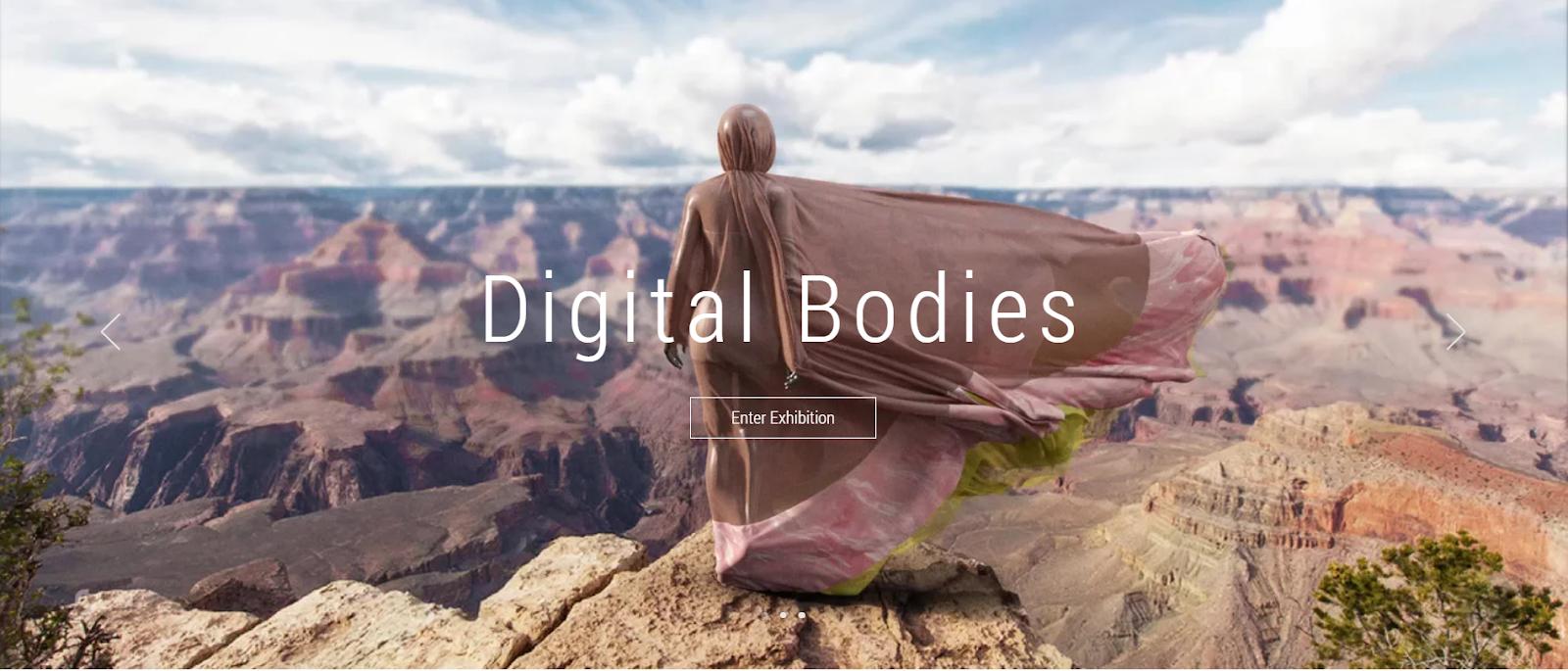 "The MoCDA's most recent NFT digital art exhibition, ""Digital Bodies,"" is popular in the market."
