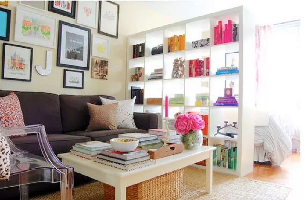 5 Easy DIY Room Divider Ideas