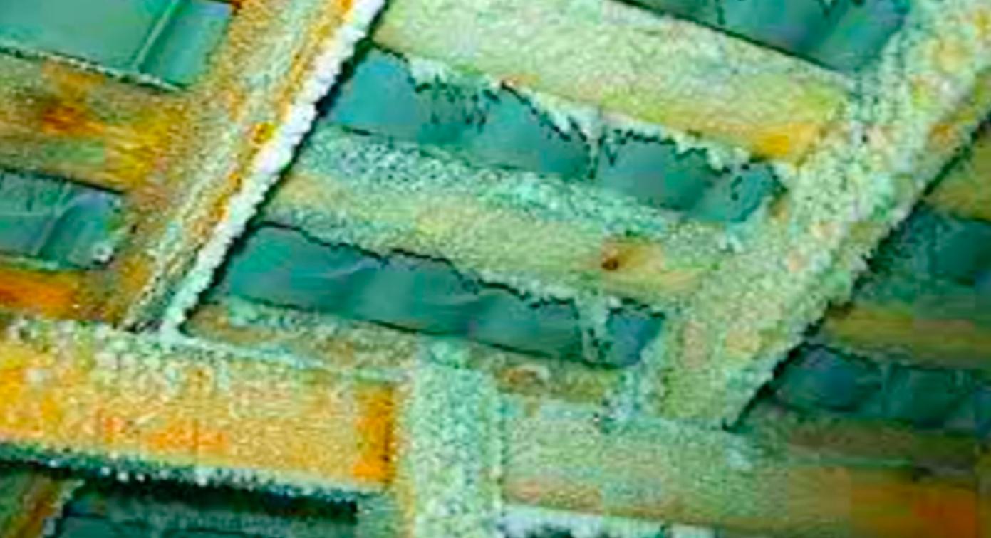 Конденсат на деревянных конструкциях