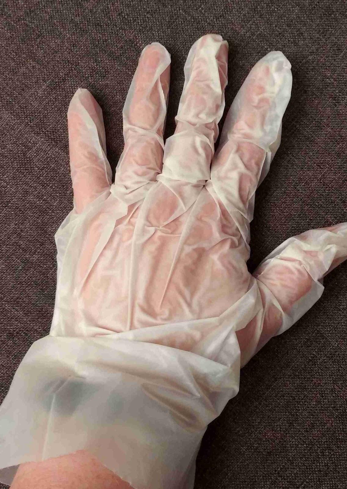 Recenze Riano: Keratinové rukavice Bodipure