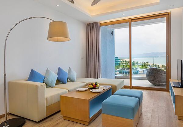 Review Hạng Phòng Family Suite tại FLC Quy Nhơn 04