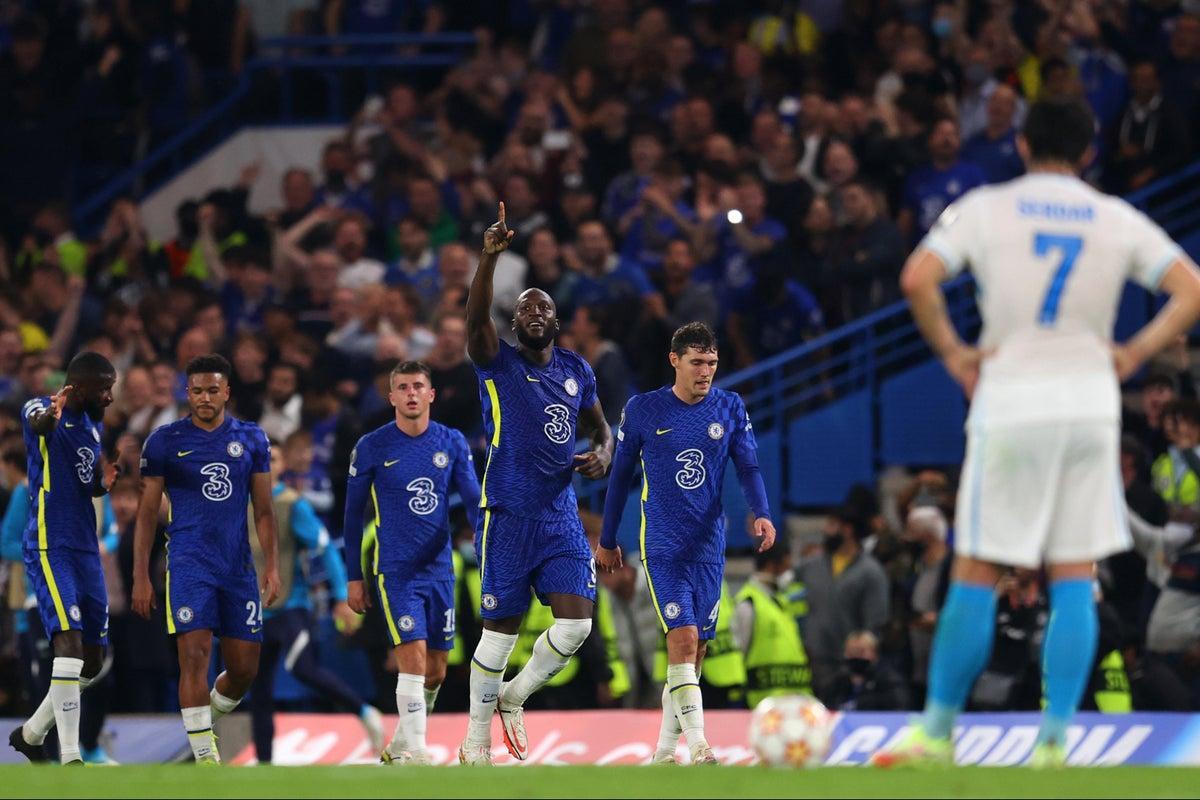 Lukaku đang thể hiện phong độ rất cao khi trở về Chelsea.