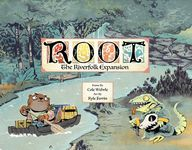 Cover of board game Root: Riverfolk Expansion one my most anticipated games of 2020