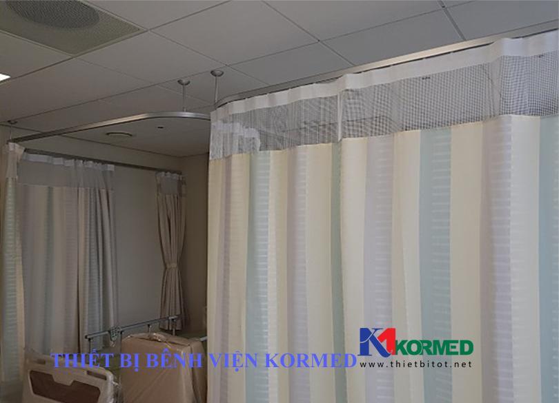 rèm y tế bệnh viện cao cấp