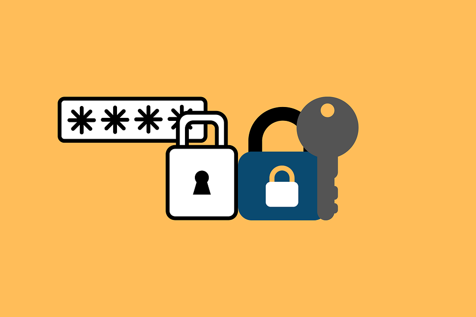 Your network security key