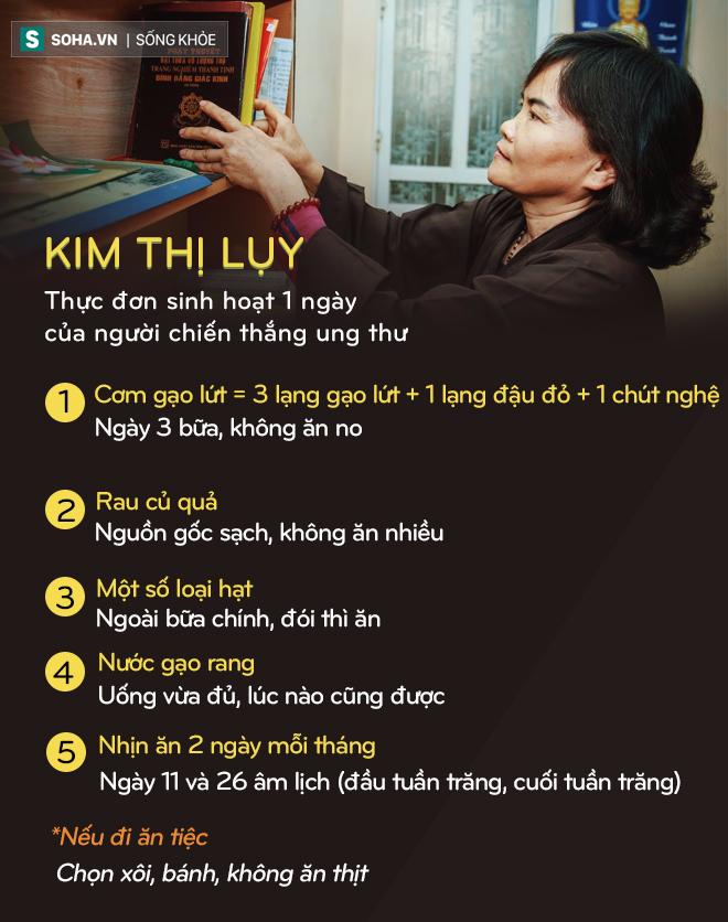 Chiến thắng ung thư không cần dùng thuốc tại Hà Nội: Bí quyết chỉ có 3 TỪ - Ảnh 3.