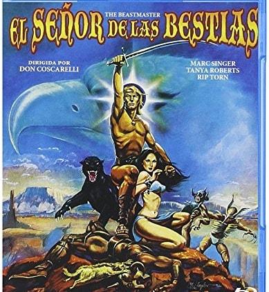 El señor de las bestias (1982, Don Coscarelli)
