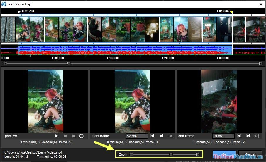 Cách cắt ghép video bằng Proshow Producer