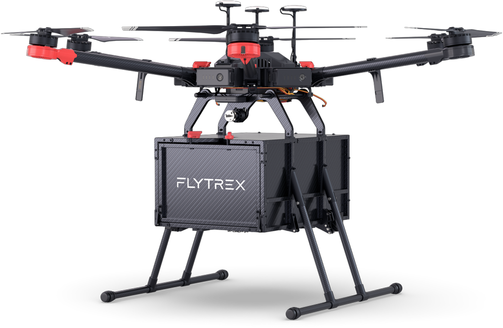The Flytrex delivery drone