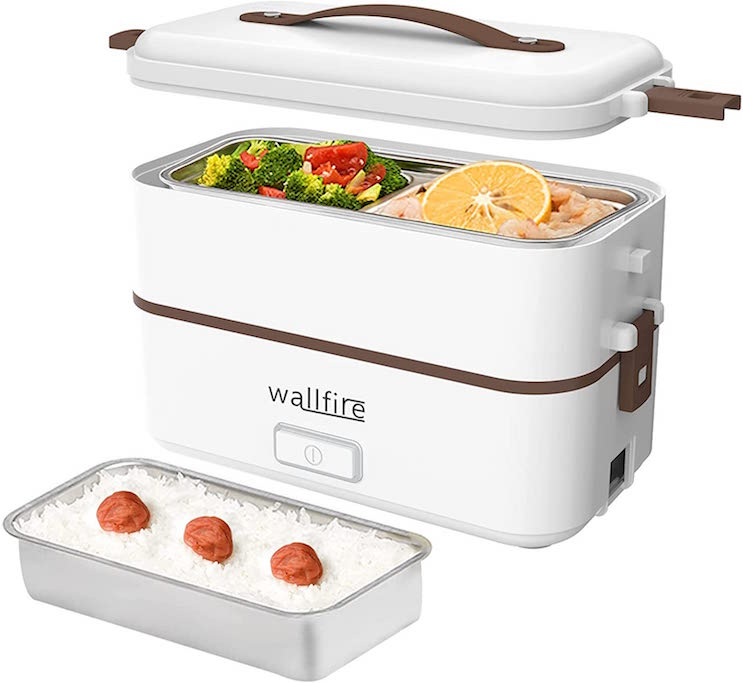 2段式炊飯器 超高速弁当箱炊飯器