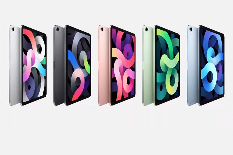 Đa màu sắc tăng thêm sự lựa chọn | iPad Air 2020