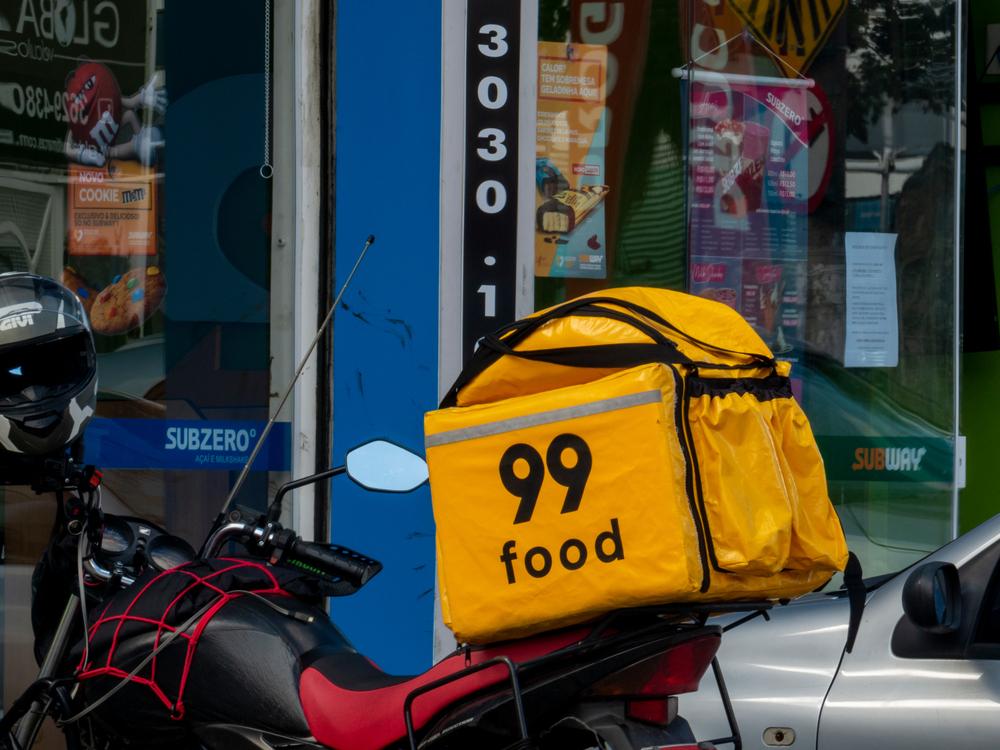 99food quer atuar em cidades médias e mudar o hábito dos brasileiros com delivery. (Fonte: Shutterstock/Leonidas Santana/Reprodução)