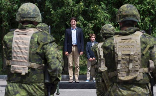Ukraine Trudeau 20160712
