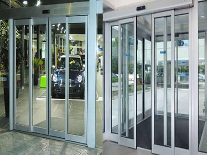 Sửa chữa cửa tự động uy tín và chất lượng