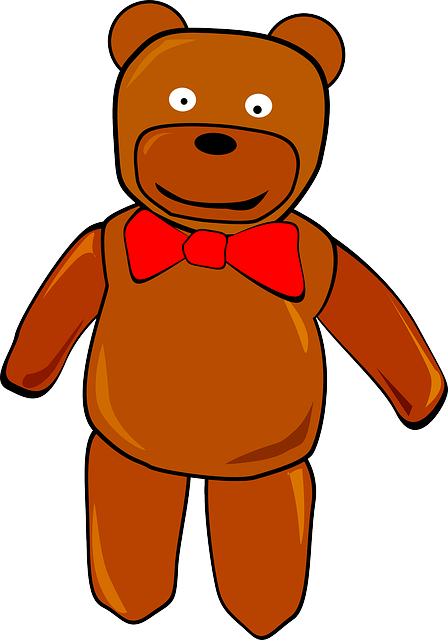 Teddy, Bear, Toy, Recreation,