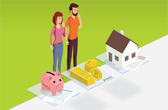Illustration du nouveau modèle de banque par Veracash