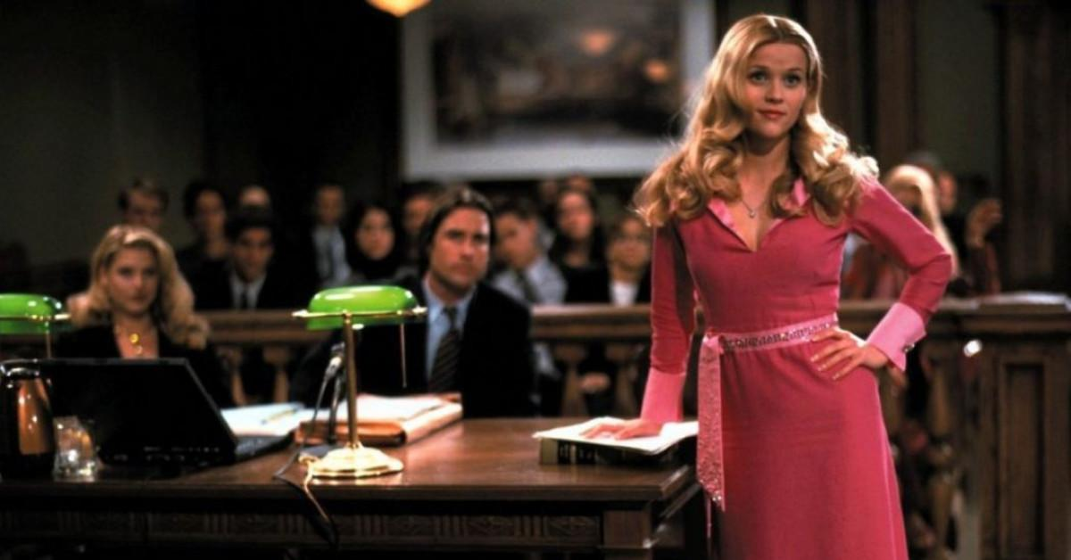 One Line From The Movie 'Legally Blonde' Actually Saved Someone ...