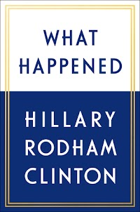 Release Date - 9/12 For the first time, Hillary Rodham Clinton reveals what she was thinking and feeling during one of the most controversial and unpredictable presidential elections in history. Now free from the constraints of running, Hillary takes you inside the intense personal experience of becoming the first woman nominated for president by a major party in an election marked by rage, sexism, exhilarating highs and infuriating lows, stranger-than-fiction twists, Russian interference, and an opponent who broke all the rules.
