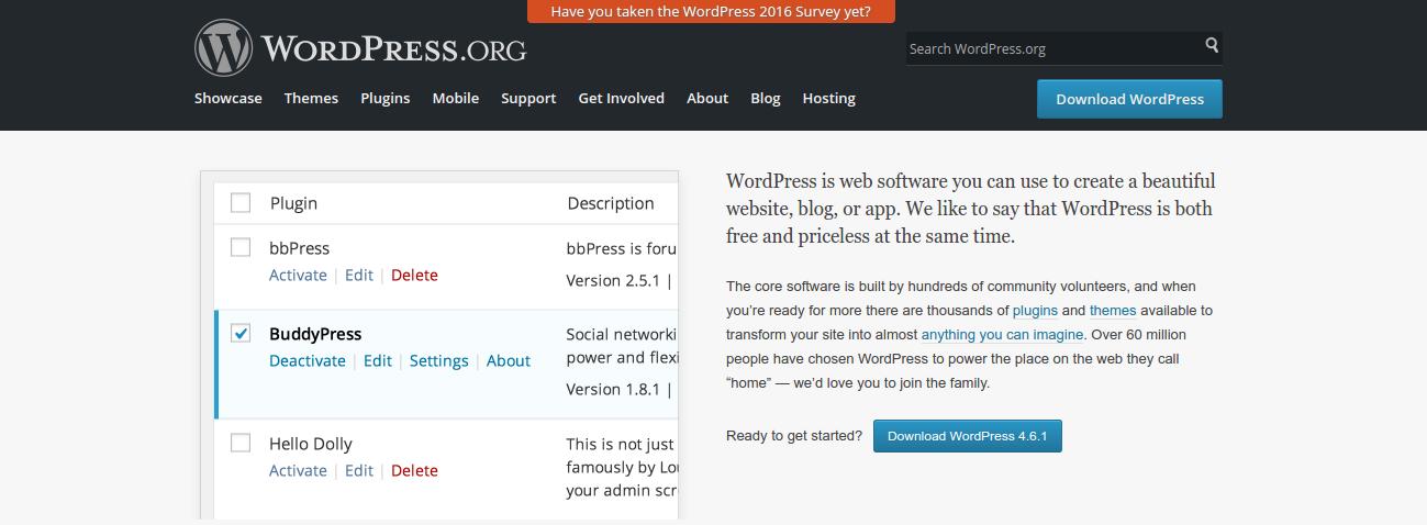 Qué es WordPress?
