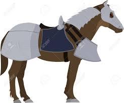 Resultado de imagen de caballo con armadura
