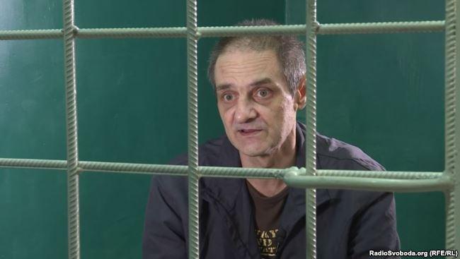 Сергей Москальчук, отбывал наказание в тюрьме, контролируемой боевиками