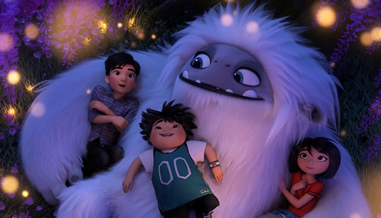Yi, Yeti and friends