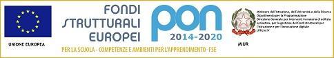 Logo PON 2014-2020 FSE