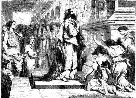 1 Kings 8: Solomon_temple dedication | One year bible, Read bible, Bible online