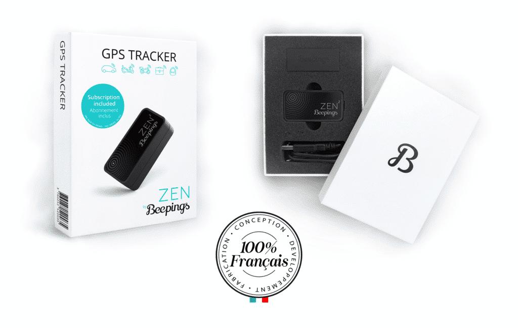 Nachette10 prueba el Tracker GPS ZEN by Beepings