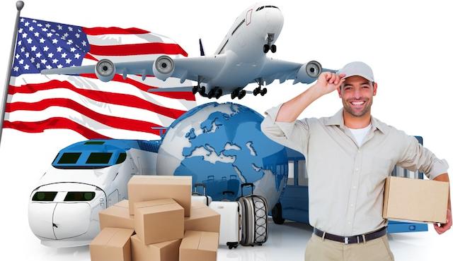 Các bạn cần đóng gói hàng hoá gửi sang Mỹ thật cẩn thận