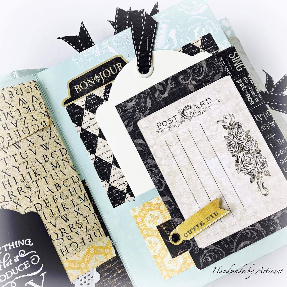 Rectangle Tag and Pocket album tutorial for G45, by Aneta Matuszewska, photo 9.jpg