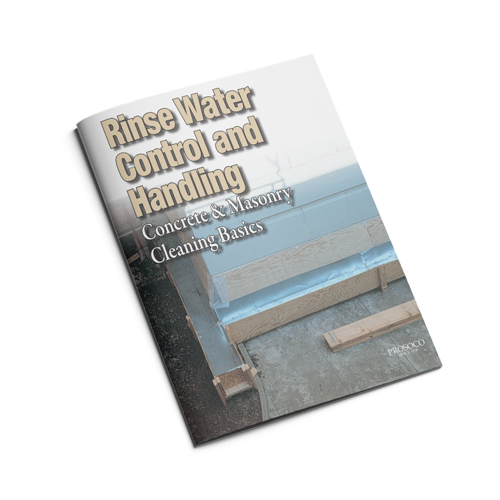 White paper on handling the waste water collection from cleaning, and knowing the regulations before you begin