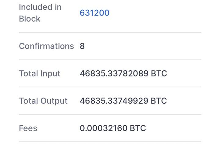 quanto tempo demora uma transferrencia bitcoin